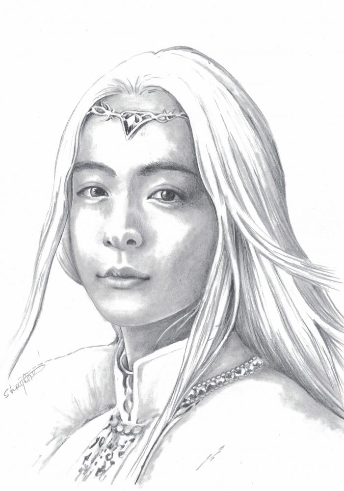Ma Tianyu by ZiaCz
